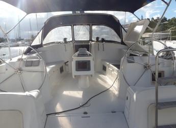 Alquilar velero en Anse Marcel Marina (Lonvilliers) - Cyclades 50.5