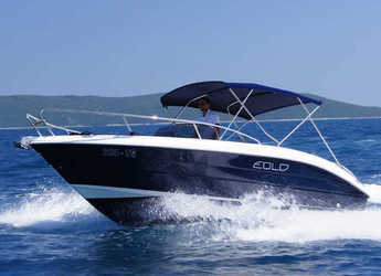 Rent a motorboat in SCT Marina Trogir - Eolo 650