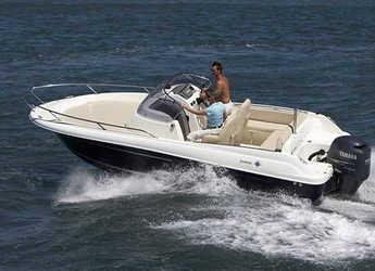Rent a motorboat in SCT Marina Trogir - Jeanneau Cap Camarat 6.5 WA S2
