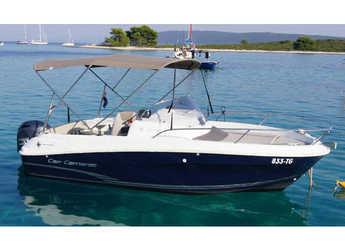 Rent a motorboat in SCT Marina Trogir - Jeanneau Cap Camarat 5.5WA S2