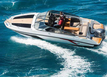 Chartern Sie motorboot in SCT Marina Trogir - Finnmaster T8