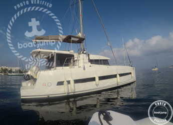 Rent a catamaran in Club Naútico de Sant Antoni de Pormany - Bali 4.0