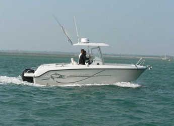 Rent a motorboat in PŠU Banj - Parker 660