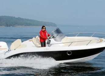 Rent a motorboat in Trogir (ACI marina) - Sessa Marine Key Largo 20 - Dory