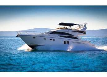 Rent a yacht in ACI Marina Dubrovnik - Princess 62