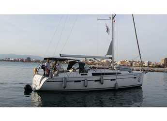 Rent a sailboat in El Arenal - Bavaria Cruiser 41
