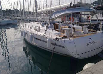 Rent a sailboat in Trogir (ACI marina) - Bavaria Cruiser 45