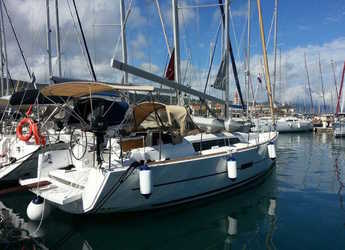 Rent a sailboat in Trogir (ACI marina) - Dufour 350 GL