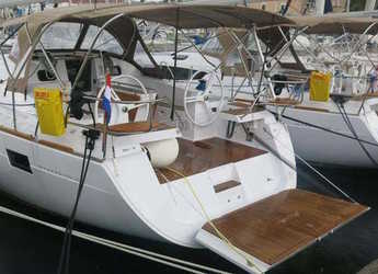Rent a sailboat in Trogir (ACI marina) - Elan Impression 45