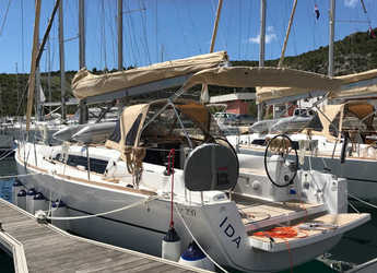 Rent a sailboat in Marina Kremik - Dufour 350 Grand Large