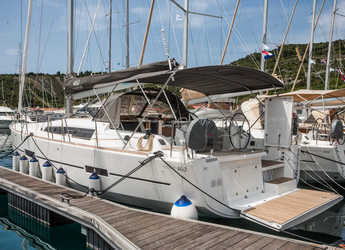 Rent a sailboat in Marina Kremik - Dufour 460 Grand Large