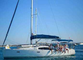 Rent a sailboat in Ibiza Magna - Oceanis 43