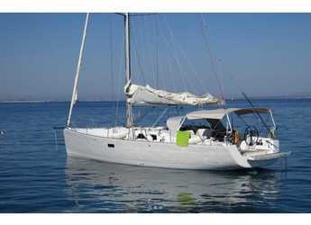 Rent a sailboat in Ibiza Magna - Hanse 400