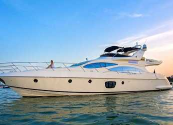 Chartern Sie yacht in Nanny Cay - Lazzara 76