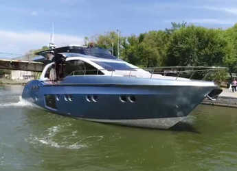 Chartern Sie motorboot in Marina Frapa - Sessa Fly 21