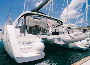 Rent a catamaran in Marina Baotić - Lagoon 450  Flybridge