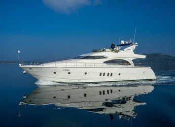 Rent a yacht in ACI Marina Skradin  - Dominator 65