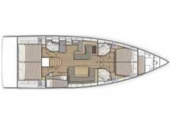 Rent a sailboat in Cala dei Sardi - Oceanis 51.1