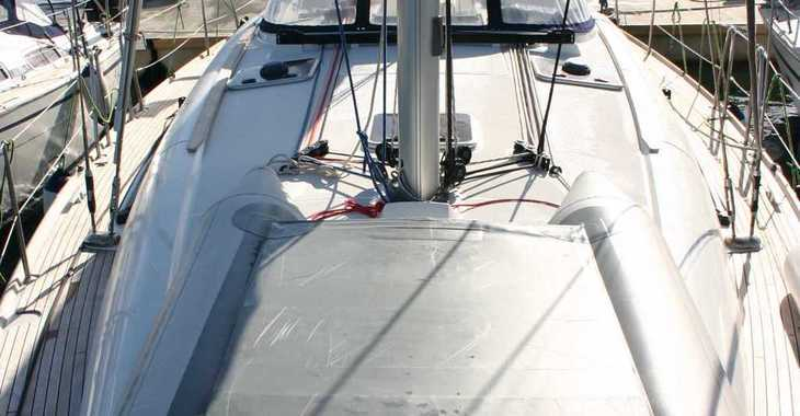 Rent a sailboat in Portocolom - Sun Odyssey 44i