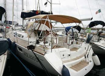 Rent a sailboat in Portocolom - Sun Odyssey 42i