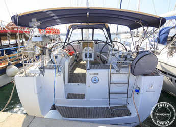 Rent a sailboat in Portocolom - Oceanis 46