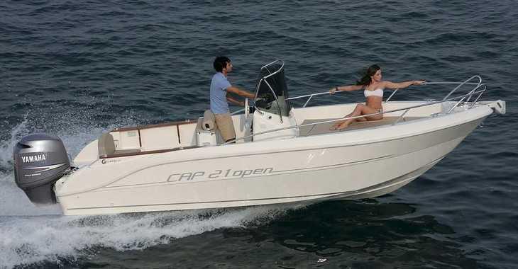 Rent a motorboat in Veruda - Capelli 21