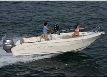 Rent a motorboat in Veruda - Capelli 21