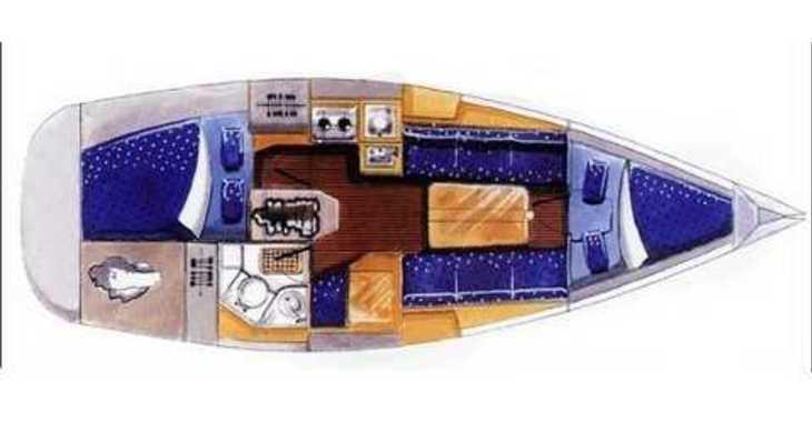 Alquilar velero Elan 31 Performance en Vigo , Pontevedra