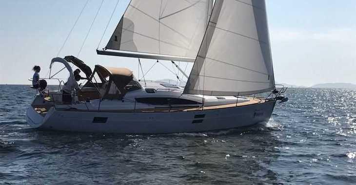Rent a sailboat in Vigo  - Elan Impression 40