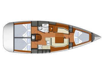 Alquilar velero Sun Odyssey 39i en Vigo , Pontevedra