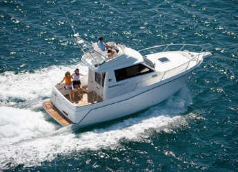 Rent a motorboat in Vigo  - Rodman Fly 870