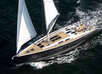 Rent a sailboat in El masnou - Hanse 575
