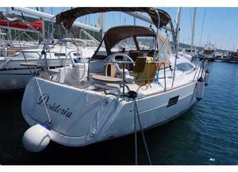 Rent a sailboat in Punat - Elan 40 Impression