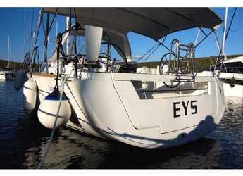 Louer voilier à Punat - Beneteau Oceanis 41