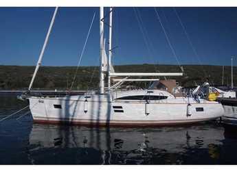 Rent a sailboat in Punat - Elan 45 Impression