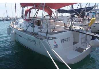 Rent a sailboat in Punat - Beneteau Oceanis 40