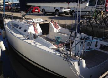 Rent a sailboat in Port Olimpic de Barcelona - Malbec 360