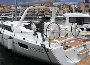 Chartern Sie segelboot in Port Olimpic de Barcelona - Oceanis 41.1 (1 Head)