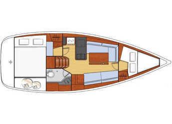 Alquilar velero Oceanis 31 en Port Olimpic de Barcelona, Barcelona City