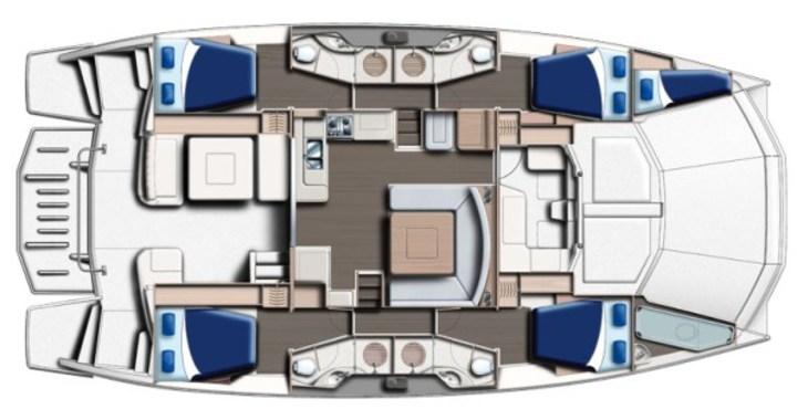 Medium boat plan