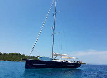 Rent a sailboat in Marina Kremik - Dufour 56 Exclusive 6 cab