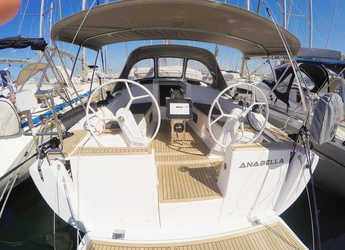 Rent a sailboat in Marina Kornati - Hanse 345