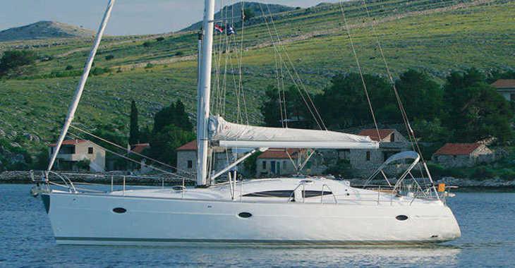 Rent a sailboat in Marina Kornati - Elan 434 Impression