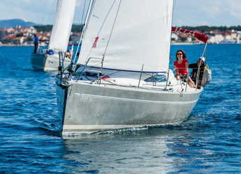 Rent a sailboat in Marina Kornati - Elan 340