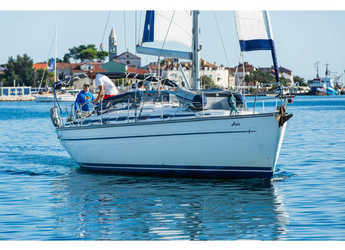 Rent a sailboat in Marina Kornati - Bavaria 44