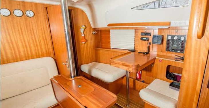 Rent a sailboat Elan 344 Impression in Marina Kornati, Kornati-Biograd