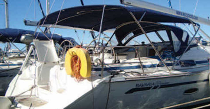Rent a sailboat in Marina del Sur. Puerto de Las Galletas - Bavaria 50 Cruiser