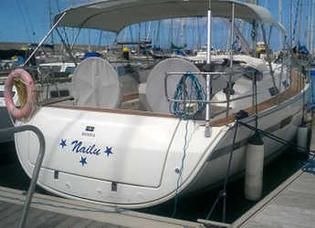 Rent a sailboat in Marina del Sur. Puerto de Las Galletas - Bavaria 40