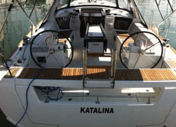 Rent a sailboat in Marina del Sur. Puerto de Las Galletas - Oceanis 41