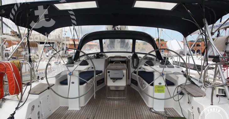 Alquilar velero Bavaria 45 Cruiser en Muelle de la lonja, Palma de mallorca